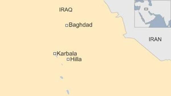 IS đánh bom tự sát ở Iraq, ít nhất 80 người thiệt mạng - ảnh 1