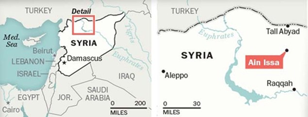 Binh sĩ Mỹ đầu tiên thiệt mạng tại Syria - ảnh 1