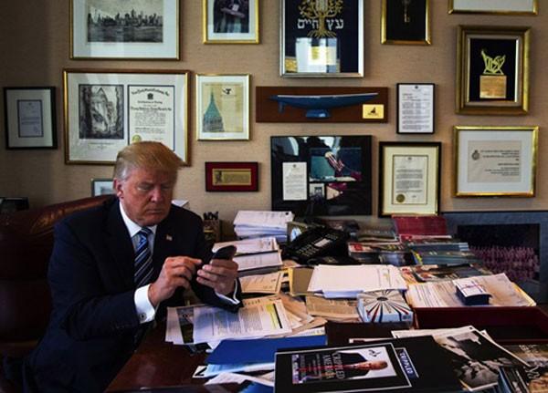 Một ngày làm việc tại đại bản doanh quyền lực của Donald Trump - ảnh 2
