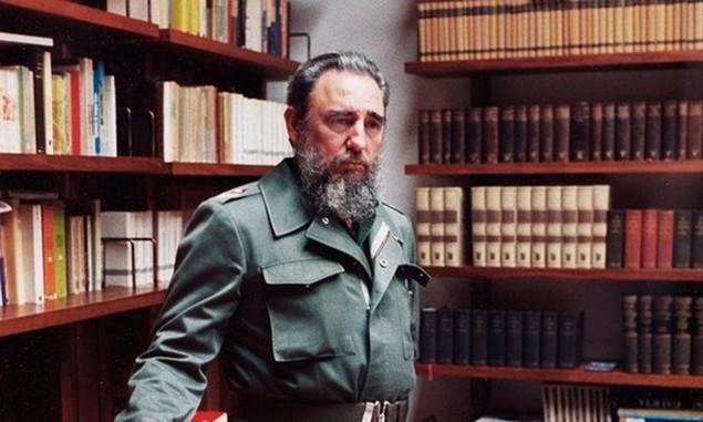 Cuộc đời lãnh tụ Cuba Fidel Castro qua ảnh - ảnh 11