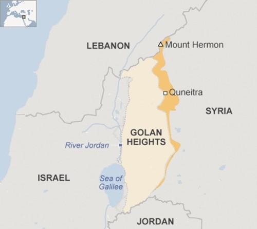 Israel lần đầu đụng độ với IS, diệt 4 phiến quân - ảnh 1