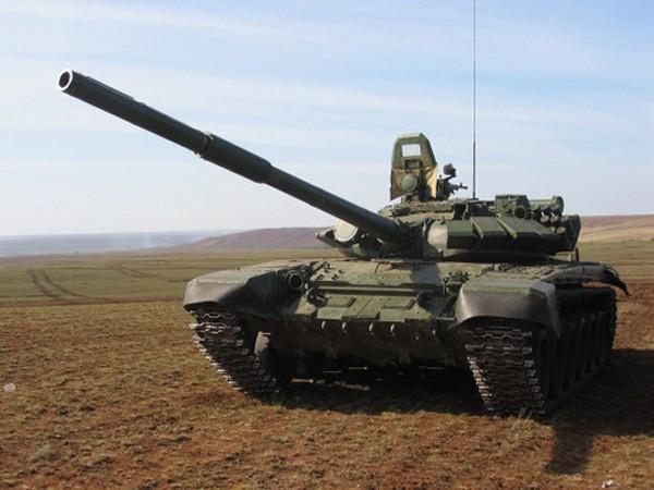 Giáp phản ứng nổ cứu tăng T-72 trước tên lửa sát thủ TOW - ảnh 1