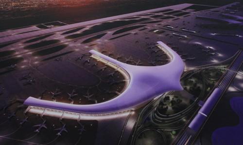 9 phương án kiến trúc nhà ga sân bay Long Thành - ảnh 1