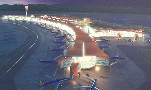 9 phương án kiến trúc nhà ga sân bay Long Thành - ảnh 2
