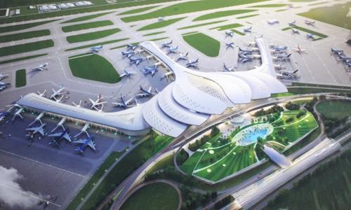 9 phương án kiến trúc nhà ga sân bay Long Thành - ảnh 3