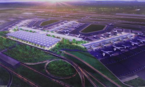 9 phương án kiến trúc nhà ga sân bay Long Thành - ảnh 5