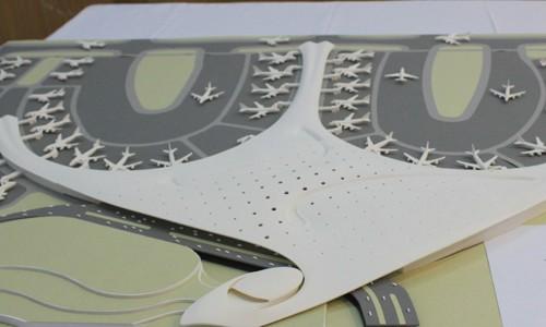 9 phương án kiến trúc nhà ga sân bay Long Thành - ảnh 6