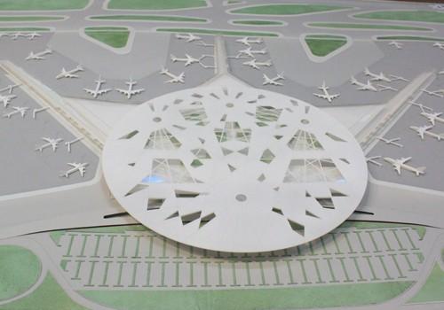 9 phương án kiến trúc nhà ga sân bay Long Thành - ảnh 8