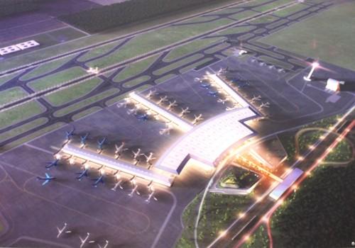 9 phương án kiến trúc nhà ga sân bay Long Thành - ảnh 9
