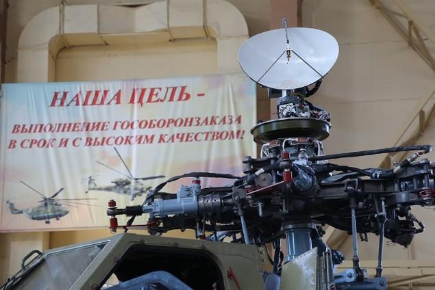 Bên trong nhà máy sản xuất trực thăng 'thợ săn đêm' Mi-28NE - ảnh 4