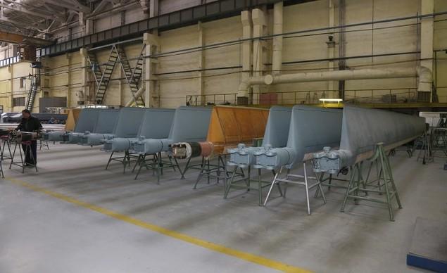 Bên trong nhà máy sản xuất trực thăng 'thợ săn đêm' Mi-28NE - ảnh 5