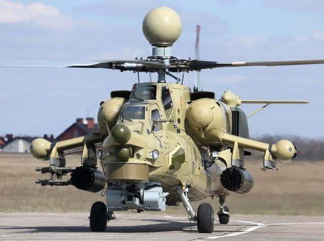 Bên trong nhà máy sản xuất trực thăng 'thợ săn đêm' Mi-28NE - ảnh 10