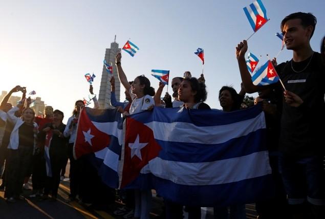 Tro cốt Fidel Castro bắt đầu hành trình về 'cái nôi' Cách mạng - ảnh 4