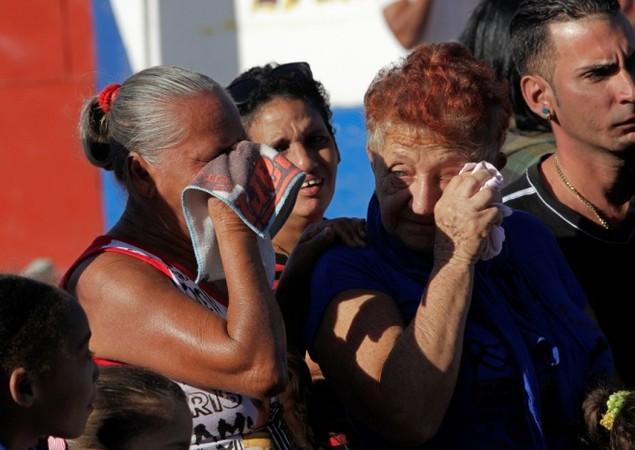 Tro cốt Fidel Castro bắt đầu hành trình về 'cái nôi' Cách mạng - ảnh 9