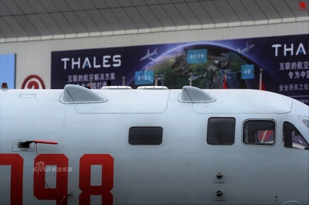 Trung Quốc bỏ ghế phóng 'tự sát' trên oanh tạc cơ H-6K - ảnh 1