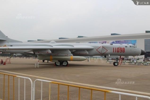 Trung Quốc bỏ ghế phóng 'tự sát' trên oanh tạc cơ H-6K - ảnh 6
