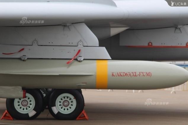 Trung Quốc bỏ ghế phóng 'tự sát' trên oanh tạc cơ H-6K - ảnh 7