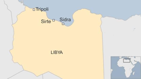 IS bị quét sạch khỏi thành trì Sirte ở Libya - ảnh 1