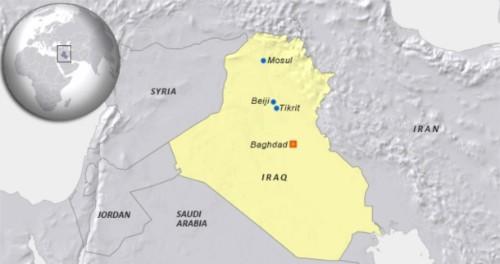 Bộ trưởng Quốc phòng Mỹ đến Iraq bàn về chiến dịch Mosul - ảnh 1