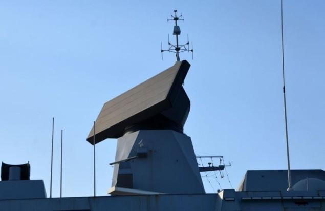 Lưới lửa trên khu trục hạm bảo vệ tàu sân bay Pháp - ảnh 11