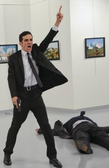 Vụ ám sát đại sứ Nga đặt ra câu hỏi về an ninh Thổ Nhĩ Kỳ - ảnh 1