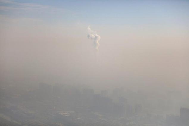 Ô nhiễm không khí ở Trung Quốc vượt quy chuẩn của WHO 100 lần - ảnh 2