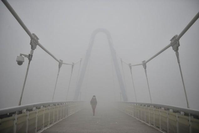 Ô nhiễm không khí ở Trung Quốc vượt quy chuẩn của WHO 100 lần - ảnh 3