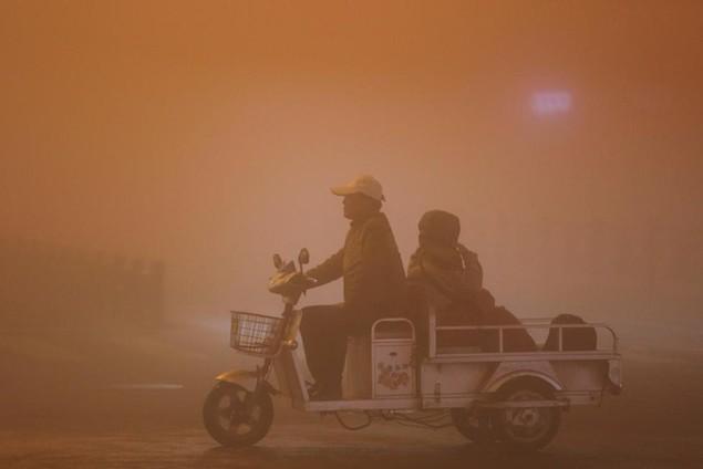 Ô nhiễm không khí ở Trung Quốc vượt quy chuẩn của WHO 100 lần - ảnh 5