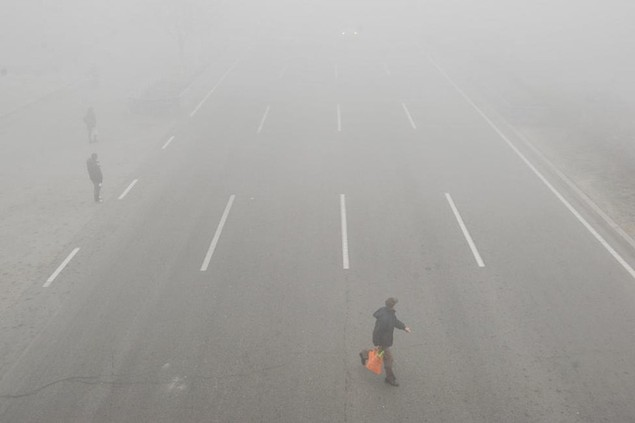 Ô nhiễm không khí ở Trung Quốc vượt quy chuẩn của WHO 100 lần - ảnh 6