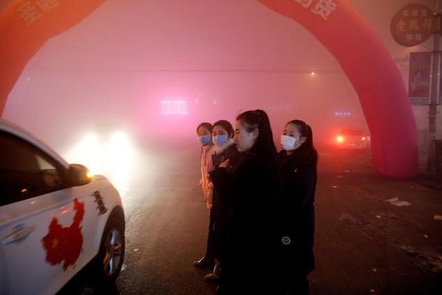 Ô nhiễm không khí ở Trung Quốc vượt quy chuẩn của WHO 100 lần - ảnh 8
