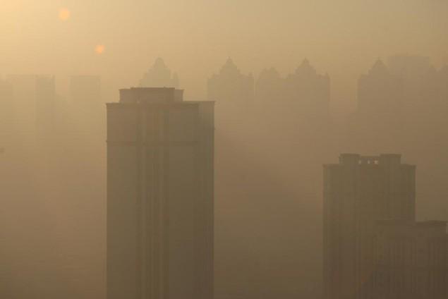 Ô nhiễm không khí ở Trung Quốc vượt quy chuẩn của WHO 100 lần - ảnh 11