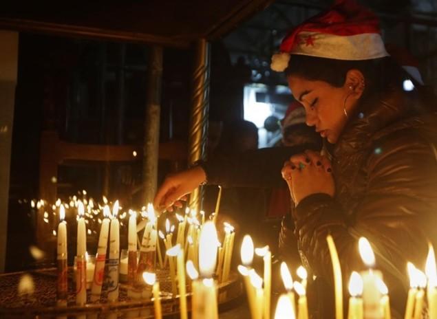 Thế giới lung linh đón Giáng sinh - ảnh 2