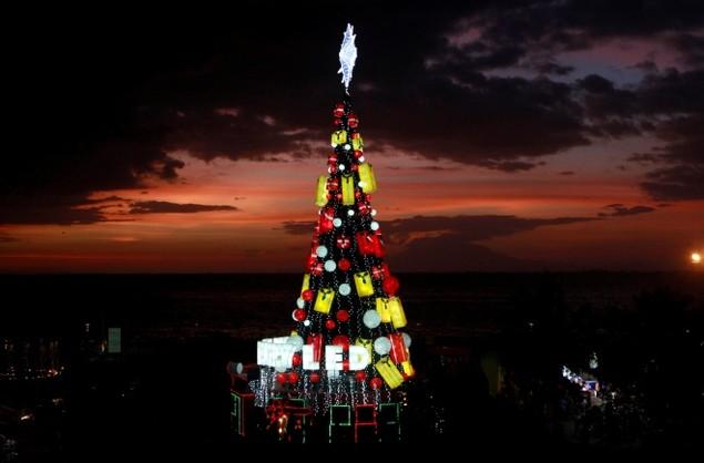 Thế giới lung linh đón Giáng sinh - ảnh 4