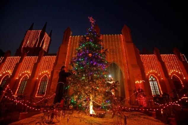Thế giới lung linh đón Giáng sinh - ảnh 6