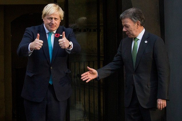 Những khoảnh khắc hài hước của các lãnh đạo thế giới - ảnh 13