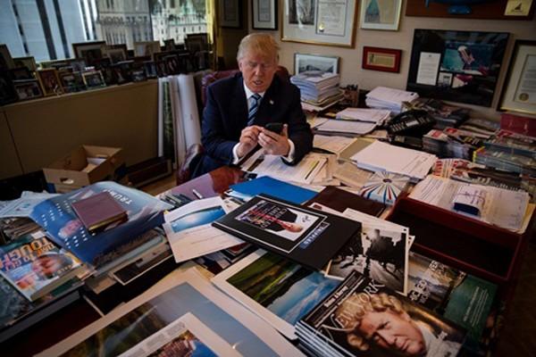 Bên trong đế chế tỷ USD là bệ phóng quyền lực của Trump - ảnh 3