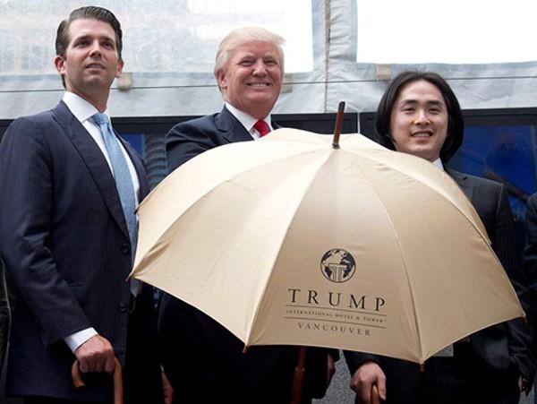 Bên trong đế chế tỷ USD là bệ phóng quyền lực của Trump - ảnh 1
