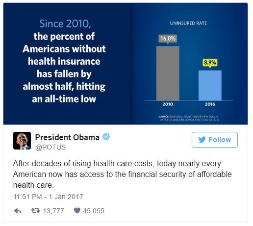Ông Obama tổng kết thành tựu sau 8 năm làm tổng thống - ảnh 2