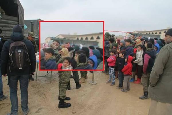 Thiết giáp 'Cuồng phong' Nga xuất hiện tại Syria - ảnh 1