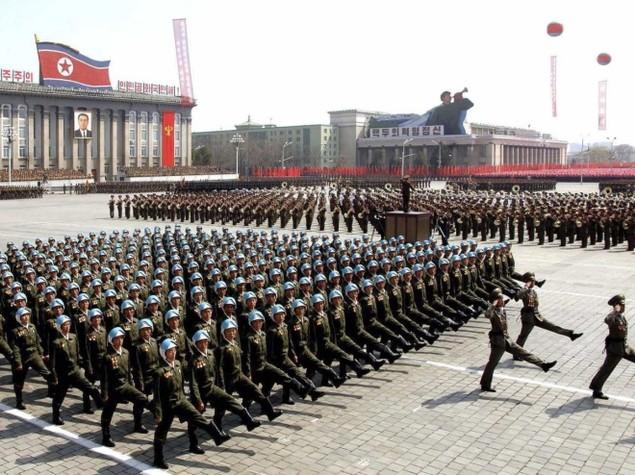 Sức mạnh quân đội xếp hạng 25 thế giới của Triều Tiên - ảnh 1