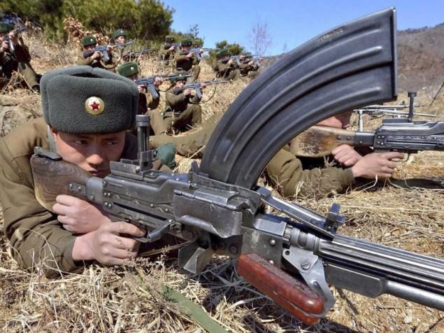 Sức mạnh quân đội xếp hạng 25 thế giới của Triều Tiên - ảnh 2