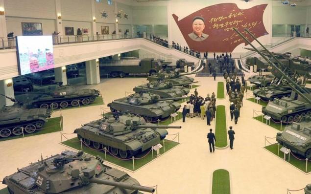 Sức mạnh quân đội xếp hạng 25 thế giới của Triều Tiên - ảnh 3