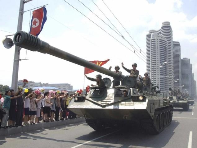 Sức mạnh quân đội xếp hạng 25 thế giới của Triều Tiên - ảnh 4