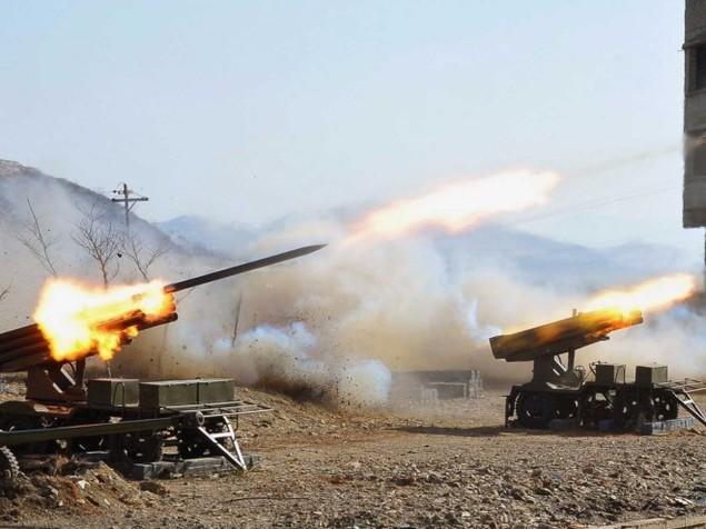 Sức mạnh quân đội xếp hạng 25 thế giới của Triều Tiên - ảnh 5