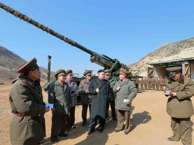 Sức mạnh quân đội xếp hạng 25 thế giới của Triều Tiên - ảnh 6