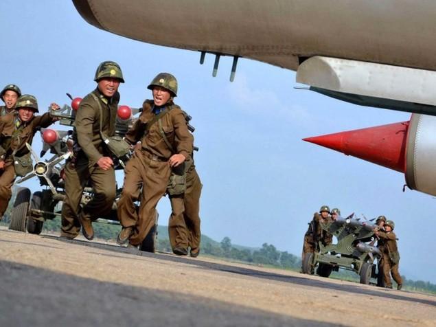 Sức mạnh quân đội xếp hạng 25 thế giới của Triều Tiên - ảnh 8