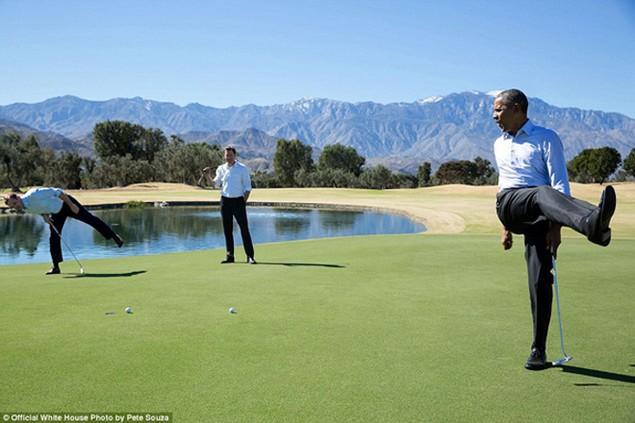 Những khoảnh khắc đáng nhớ cuối cùng của Obama ở Nhà Trắng - ảnh 3