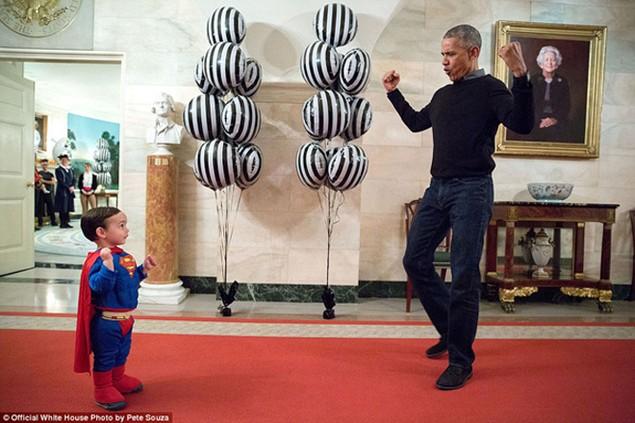 Những khoảnh khắc đáng nhớ cuối cùng của Obama ở Nhà Trắng - ảnh 25