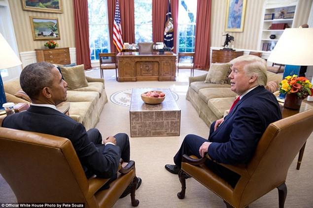 Những khoảnh khắc đáng nhớ cuối cùng của Obama ở Nhà Trắng - ảnh 27