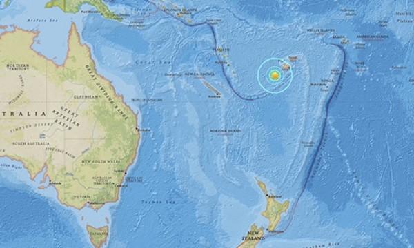 Động đất mạnh gây cảnh báo sóng thần ở Thái Bình Dương - ảnh 2